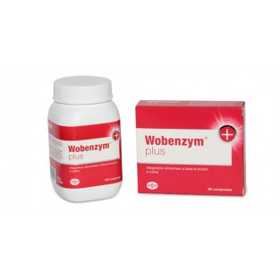Wobenzym Plus Named - 60 compresse