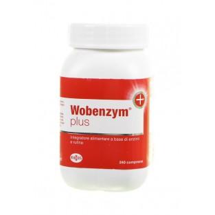 Wobenzym Plus Named - 240 compresse