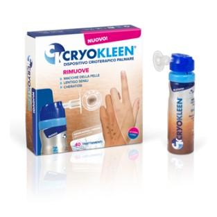 Cryokleen Spray Macchie e Lesioni della Pelle