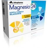 Magnesio 24 Arkopharma - 60 capsule