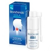 Bronchenolo Gola Spray - 15 ml