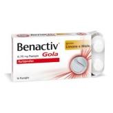 Benactiv Gola Limone e Miele - 16 Pastiglie