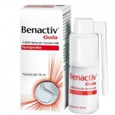 Benactiv Gola Spray - 15 ml