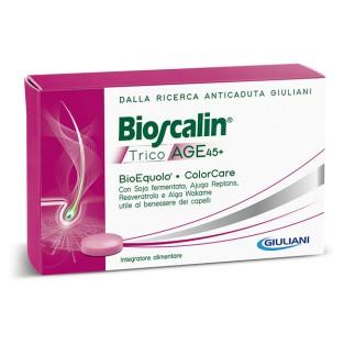 Tricoage 45+ Bioscalin - 30 compresse