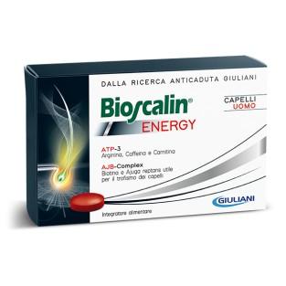 Bioscalin Energy Capelli Uomo - 30 compresse
