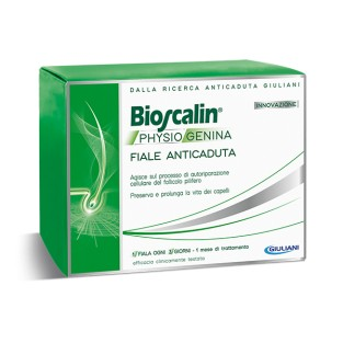 Bioscalin Physiogenina Fiale Anticaduta