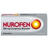 Nurofen 200 mg Ibuprofene - 12 Compresse