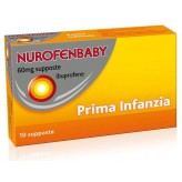NurofenBaby 60 mg - 10 Supposte