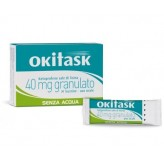 Okitask 40 mg Ketoprofene Sale di Lisina - 30 Bustine