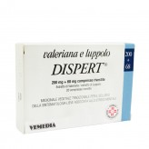 Valeriana Luppolo Dispert - 20 Compresse