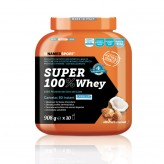 Super 100% Whey Smooth Chocolate Named Sport