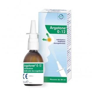 Argotone 0-12 Spray Nasale Bambini - 20 ml