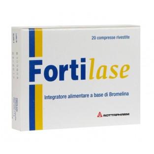 Fortilase - 20 compresse
