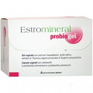 Estromineral Probiogel Gel + Capsule