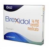 Brexidol 14 mg - 4 Cerotti Medicati