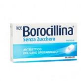 NeoBorocillina 1,2+20 mg Pastiglie Senza Zucchero