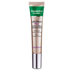 Somatoline Cosmetic Lift Effect Plus Crema Occhi e Labbra - 15 ml