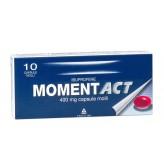 MomentAct 400mg Ibuprofene - 10 Capsule Molli