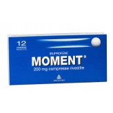 Moment 200mg Ibuprofene - 12 Compresse Rivestite