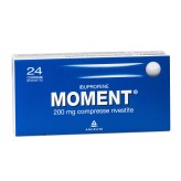 Moment 200mg Ibuprofene - 24 Compresse Rivestite