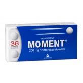 Moment 200mg Ibuprofene - 36 Compresse Rivestite