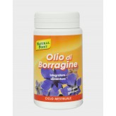 Olio di Borragine Natural Point - 100 Perle