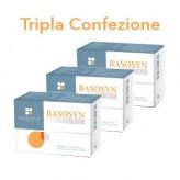Tripla Confezione Basosyn Plus Compresse