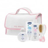 Set Baby Moments Chicco con Beauty Rosa