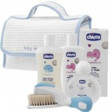 Set Baby Moments Chicco con Beauty Azzurro