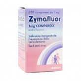 Zymafluor 1 mg - 100 Compresse
