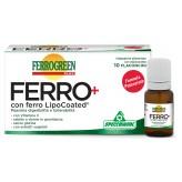 Ferrogreen Plus Ferro+ Specchiasol - 10 flaconcini