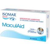 Isomar Occhi Maculaid Integratore - 20 Capsule