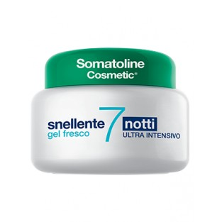 Somatoline Snellente 7 Notti Ultra Intensivo Gel Fresco - 400 ml