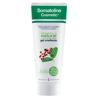 Somatoline Natural Gel Snellente - 250 ml
