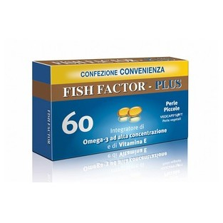 Fish Factor Plus - 60 Perle piccole
