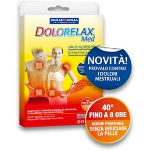 Dolorelax Med Cerotto Effetto Caldo