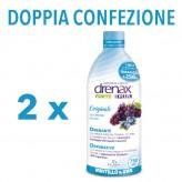 Doppia Confezione di Drenax Forte Plus Mirtillo e Uva