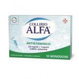 Collirio Alfa Antistaminico - 10 Contenitori Monouso