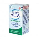 Collirio Alfa Antistaminico - Flacone da 10 ml