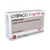 Losipaco  2 mg/125 mg- 12 compresse