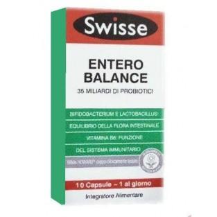 Swisse Entero Balance - 10 Capsule