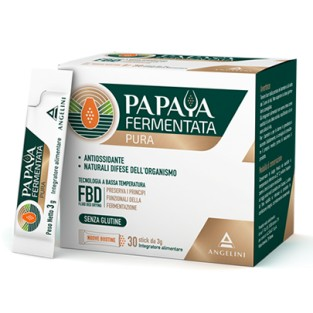 Papaya Fermentata Pura Body Spring - 30 Bustine
