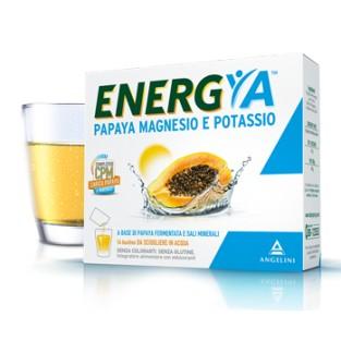 Energya Papaya Fermentata Magnesio e Potassio Body Spring