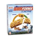 Pesoforma BeActive Barrette con Cereali, Albicocca e Mandorle