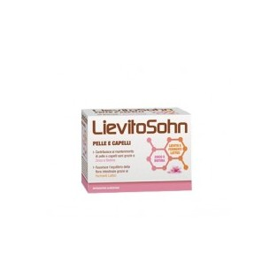 LievitoSohn con Fermenti Lattici - 60 Compresse