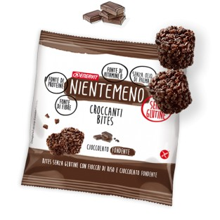 Nientemeno Bites al Cioccolato Fondente Enervit