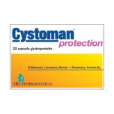 Cystoman Protection - 20 Capsule