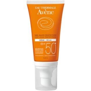 Crema Solare Viso Avène SPF 50+