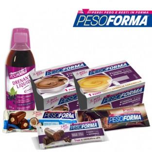 Start Kit Pesoforma 3 Giorni