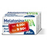 Melatonina Sanavita - 30 compresse